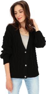 Czarny sweter L'AF