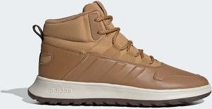 Brązowe buty sportowe Adidas