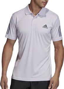 Koszulka polo Adidas z krótkim rękawem