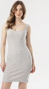 Sukienka born2be mini z okrągłym dekoltem