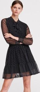 Sukienka Reserved mini rozkloszowana