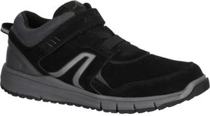 Czarne buty sportowe Newfeel sznurowane