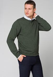 Zielony sweter LANCERTO z kaszmiru