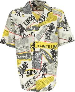 Koszula dziecięca Galliano z jedwabiu