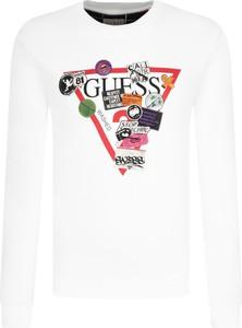 Bluza Guess z nadrukiem