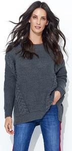 Niebieski sweter Makadamia