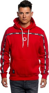 Czerwona bluza Mass Denim
