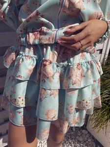 Spódnica Hollywood Dream mini w młodzieżowym stylu