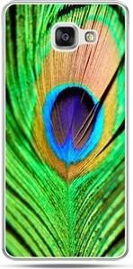Etuistudio Galaxy A7 (2016) , etui na telefon pawie oko