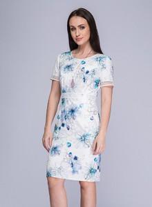 5c79fcdf34 biała sukienka wesele. - stylowo i modnie z Allani