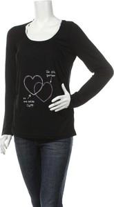Bluzka Maternite z nadrukiem
