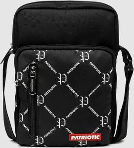 Czarna torebka Patriotic