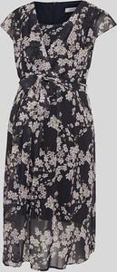 YESSICA C&A Sukienka do karmienia piersią, Niebieski, Rozmiar: 34