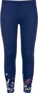 Niebieskie legginsy dziecięce Endo