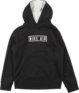 Czarna bluza dziecięca Nike Sportswear