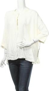 Bluzka Conchita z okrągłym dekoltem z długim rękawem w stylu casual