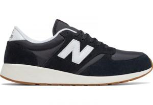 Czarne buty New Balance sznurowane
