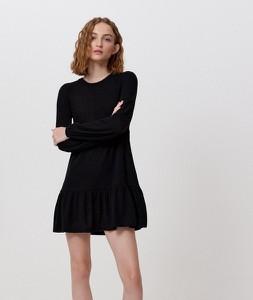 Sukienka Cropp z długim rękawem mini