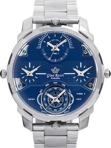 Zegarek męski Gino Rossi QUATTRO E11502B-6C1 +PUDEŁKO
