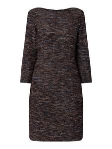 Sukienka Tom Tailor z bawełny prosta z okrągłym dekoltem