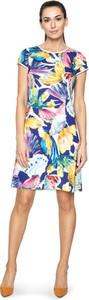 Sukienka POTIS & VERSO z jedwabiu