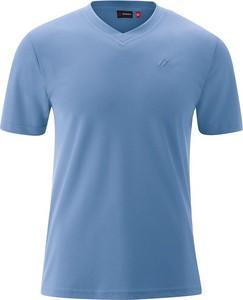 T-shirt Maier Sports z krótkim rękawem