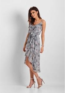 Sukienka Ivon asymetryczna
