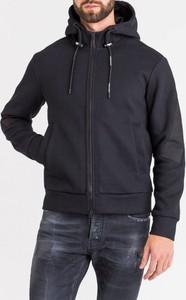 Bluza Emporio Armani z dresówki w młodzieżowym stylu