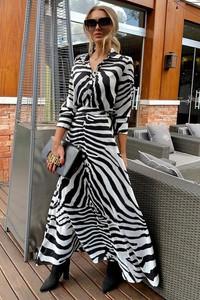 c1edaa600d Sukienka Ivet.pl z długim rękawem