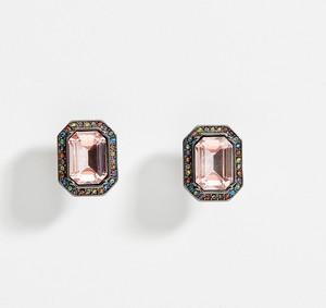 Mohito - Kolczyki z kryształkami - Wielobarwn