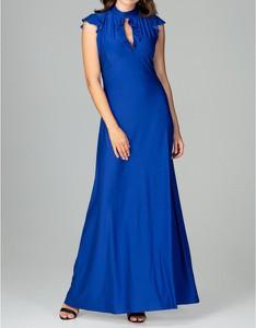 Sukienka LENITIF z krótkim rękawem