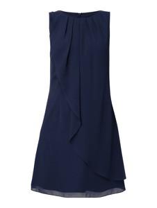 Sukienka Swing rozkloszowana bez rękawów mini