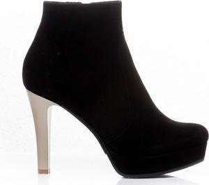 29833c4fb8385 buty botki zamszowe - stylowo i modnie z Allani