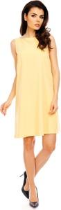 Sukienka Nommo mini bez rękawów