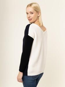 Granatowy sweter Weekend Max Mara