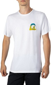 T-shirt Quiksilver z krótkim rękawem