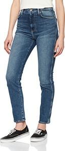 Pepe jeans london dżinsy damskie straight betty, kolor: niebieski (denim)