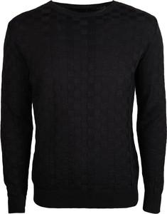 Czarny sweter xagon man