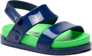 Niebieskie buty dziecięce letnie Melissa