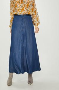Niebieska spódnica Answear