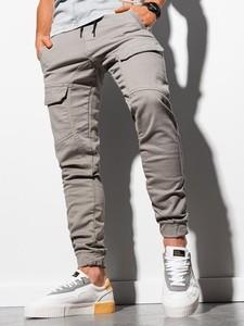 Spodnie Ombre z dresówki