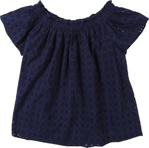 Bluzka dziecięca POLO RALPH LAUREN z tkaniny