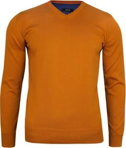 Pomarańczowy sweter Mm Classic