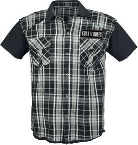 Koszula Emp z krótkim rękawem w stylu casual