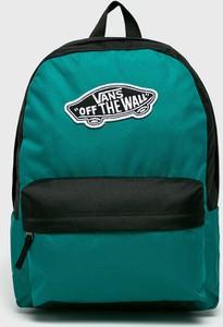 Zielony plecak Vans