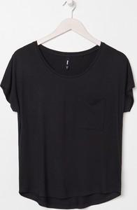 T-shirt Sinsay z okrągłym dekoltem w stylu casual