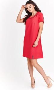 Sukienka Fokus oversize w stylu casual