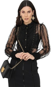 Koszula Elisabetta Franchi z tiulu