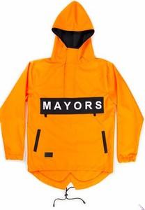 Pomarańczowa kurtka MAJORS