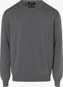 Sweter Andrew James z okrągłym dekoltem w stylu casual z bawełny